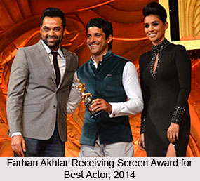 Screen Awards for Best Actor