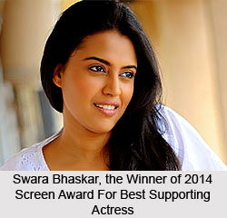 Screen Awards for Best Supporting Actress