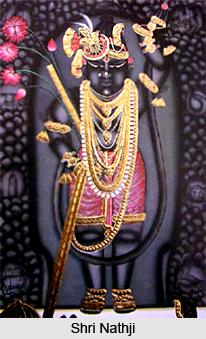 Shri Nathji Icon