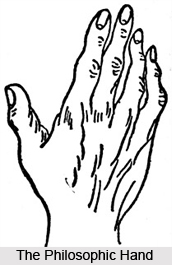 The Philosophic Hand, Indian Palmistry