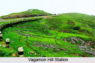 Vagamon, Hill station in Kerala