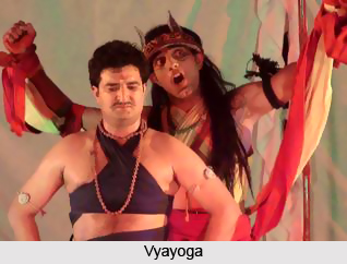 Vyayoga, Indian Theatre Form