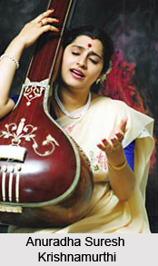 Anuradha Suresh Krishnamurthi, Indian Classical Vocalist