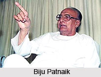 Biju Patnaik, Indian Politician