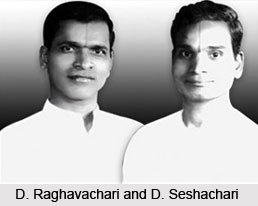 D. Raghavachari & D. Seshachari, Indian Classical Vocalists