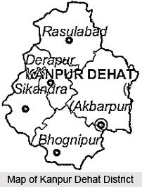 Kanpur Dehat District, Uttar Pradesh