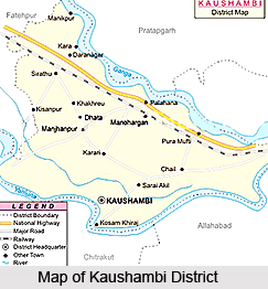 Kaushambi District, Uttar Pradesh