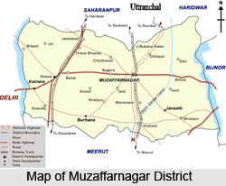 Muzaffarnagar District, Uttar Pradesh