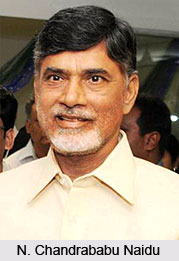 N. Chandrababu Naidu, Former Chief Minister of Andhra Pradesh