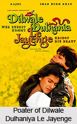 Dilwale Dulhaniya Le Jayenge , Indian movie