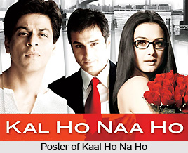 Kaal Ho Na Ho, Indian movie