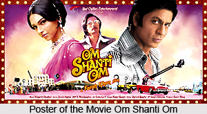 Om Shanti Om,  Indian film