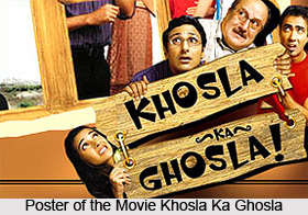 Khosla Ka Ghosla, Indian movie