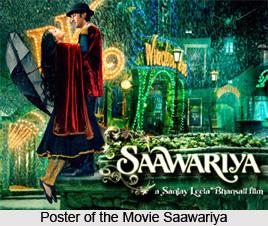 Saawariya,   Indian film