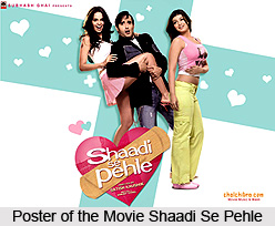 Shaadi Se Pehle, Indian movie