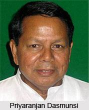 Priyaranjan Dasmunsi , Indian Congress Politician