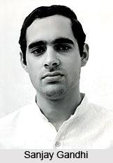 Sanjay Gandhi, Indian Politician