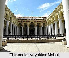 Thirumalai Nayakkar Mahal, Madurai