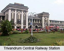 Trivandrum Central Railway station