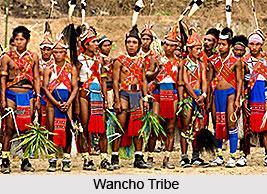 Wancho Tribe, Arunachal Pradesh