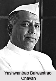 Yashwantrao Balwantrao Chavan , Former CM of Maharashtra