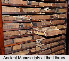 Saraswathi Mahal Library, Thanjavur, Tamil Nadu