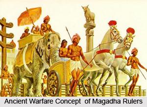 History of Magadha