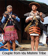 Administration of Arunachal Pradesh Tribes