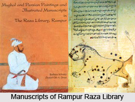 Collections of Rampur Raza Library