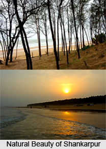 Shankarpur Beach, West Bengal