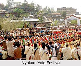 Festivals of Nishing Tribe
