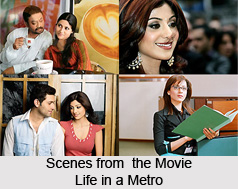 Life in a Metro, Indian movie