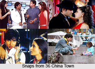 36 China Town, Indian film