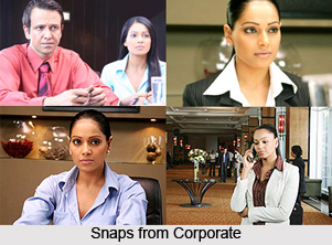 Corporate,   Indian film