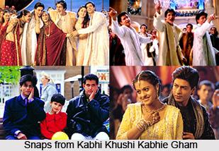 Kabhi Khushi Kabhie Gham , Indian Movie