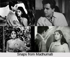 Madhumati, Indian movie