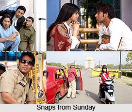 Sunday , Indian Movie