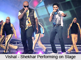 Vishal-Shekhar, Indian Movie Music Directors