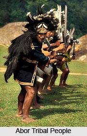 Abor Tribes, Arunachal Pradesh