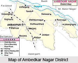 Ambedkar Nagar District, Uttar Pradesh