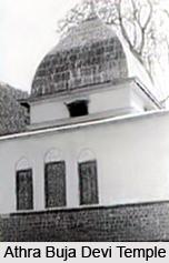 Athra Buja Devi Temple, Sarthal, Doda, Jammu & Kashmir
