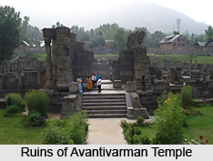 Avantivarman Temples, Jammu and Kashmir