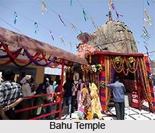 Bahu Temple, Bahu Fort, Jammu, Jammu & Kashmir