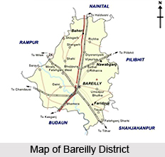 Bareilly District , Uttar Pradesh