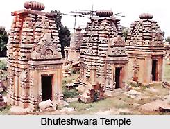 Bhuteshwara Temple, Srinagar, Jammu & Kashmir