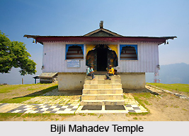 Bijli Mahadev Temple, Kullu, Himachal Pradesh