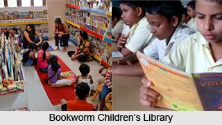 Bookworm Children's Library