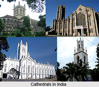 British Cathedrals in India
