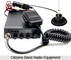 Citizens Band Radio in India