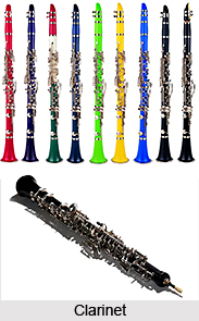 Clarinet, Wind Musical Instruments